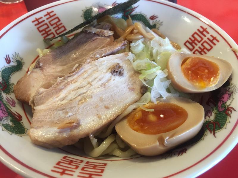 太平楽仙台つけ麺